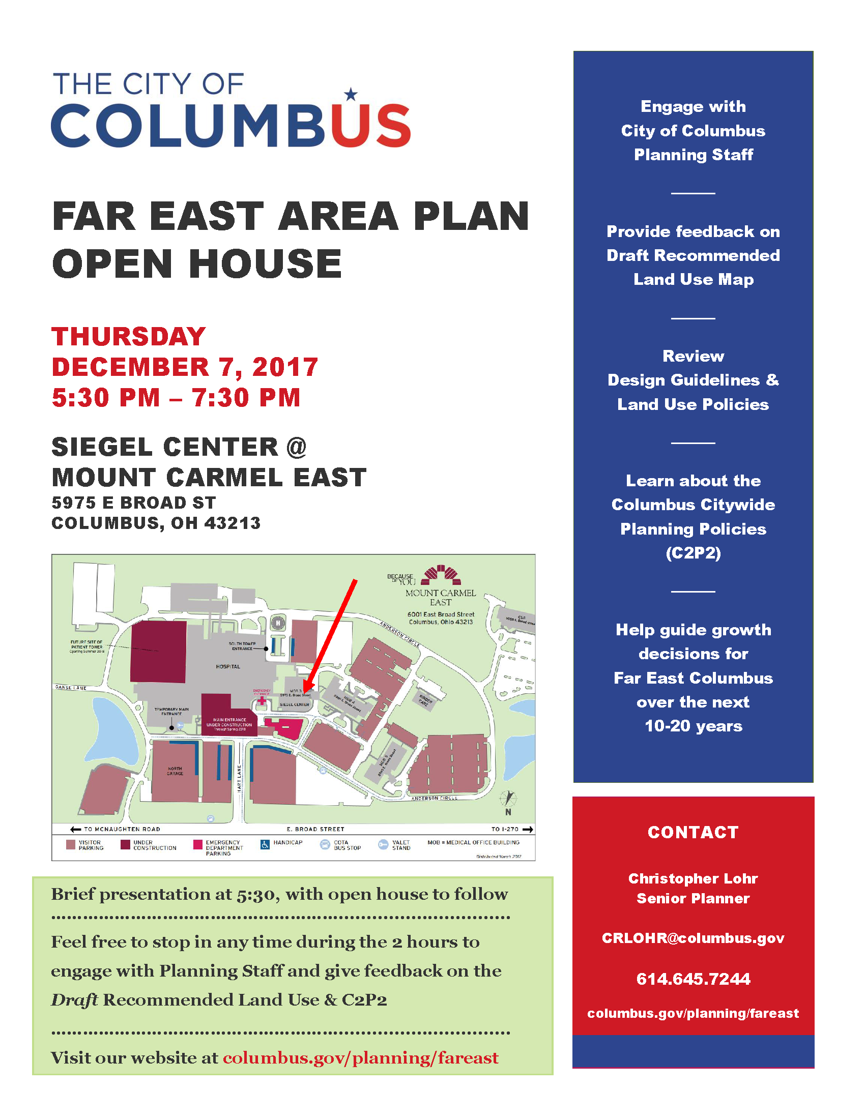 Far east land use plan far east area plan open house connect with columbus malvernweather Choice Image