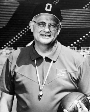 "More Information W.W. ""Woody"" Hayes"