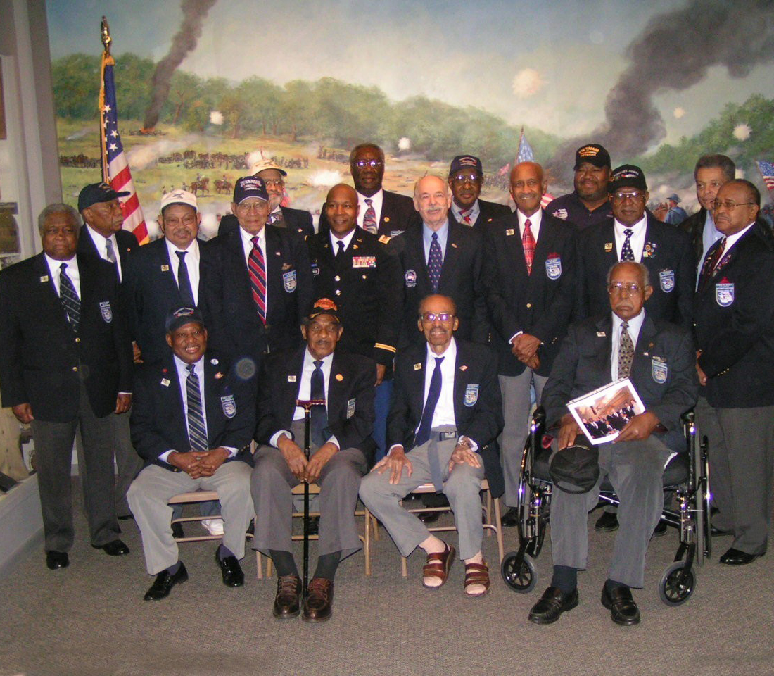 Image of Tuskegee Airmen