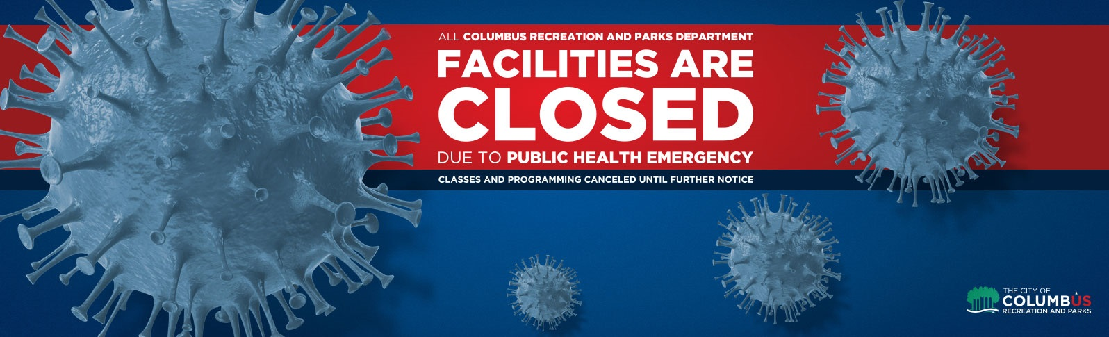 Facilities Closure March 22