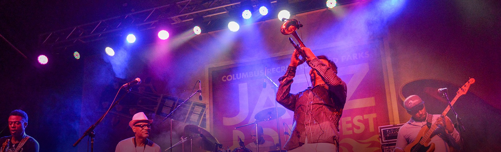 2017 Columbus Jazz and Rib Festival