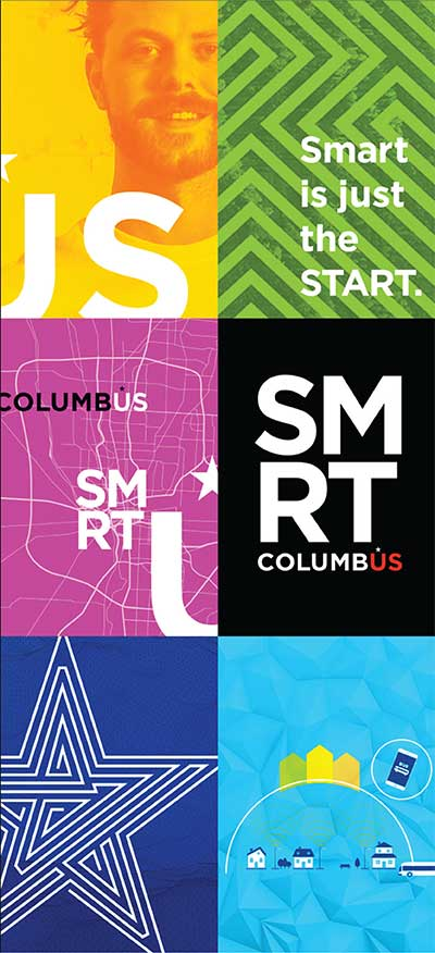 Smart Columbus Collage