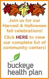 Community Center Halloween Parties