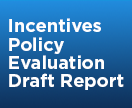 Incentives Policy Evaluation Draft Report
