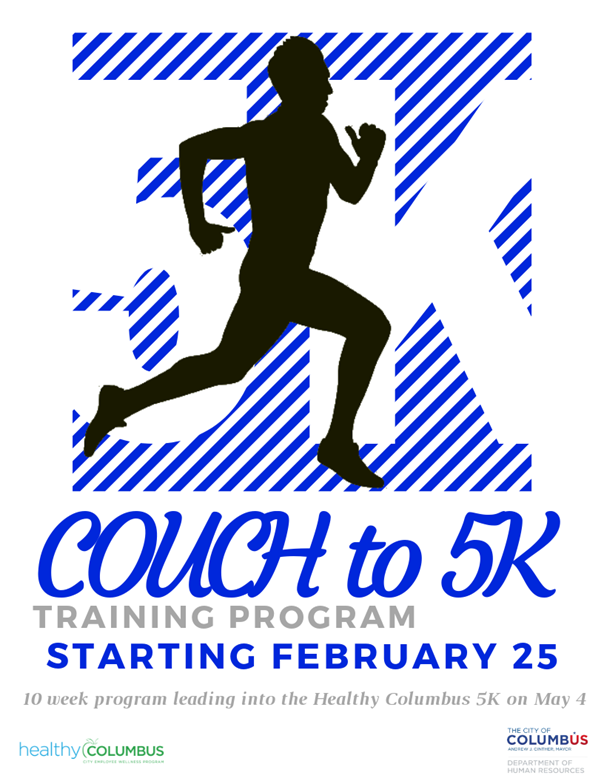 Couch to 5k Promo Poster