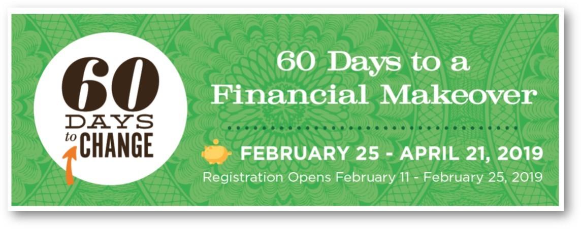 60 Days to Change Financial Wellness Challenge