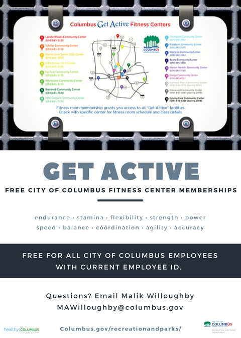 Metro fitness downtown columbus ohio berry blog for Ford s fish shack menu