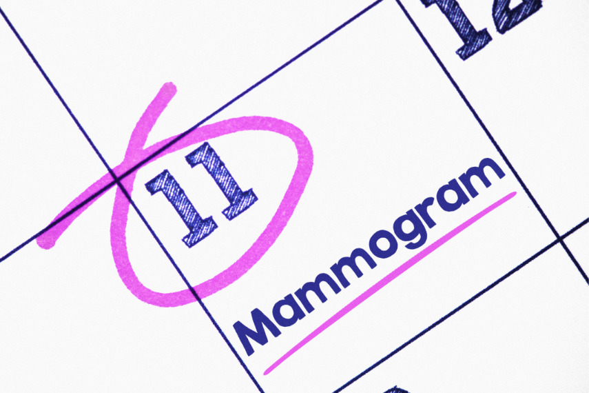 Mobile Mammography Screenings