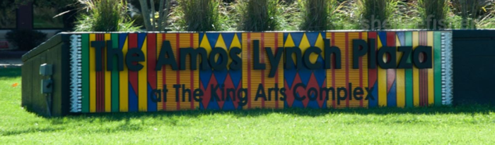 King Arts carousel