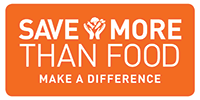 Save More Than Food