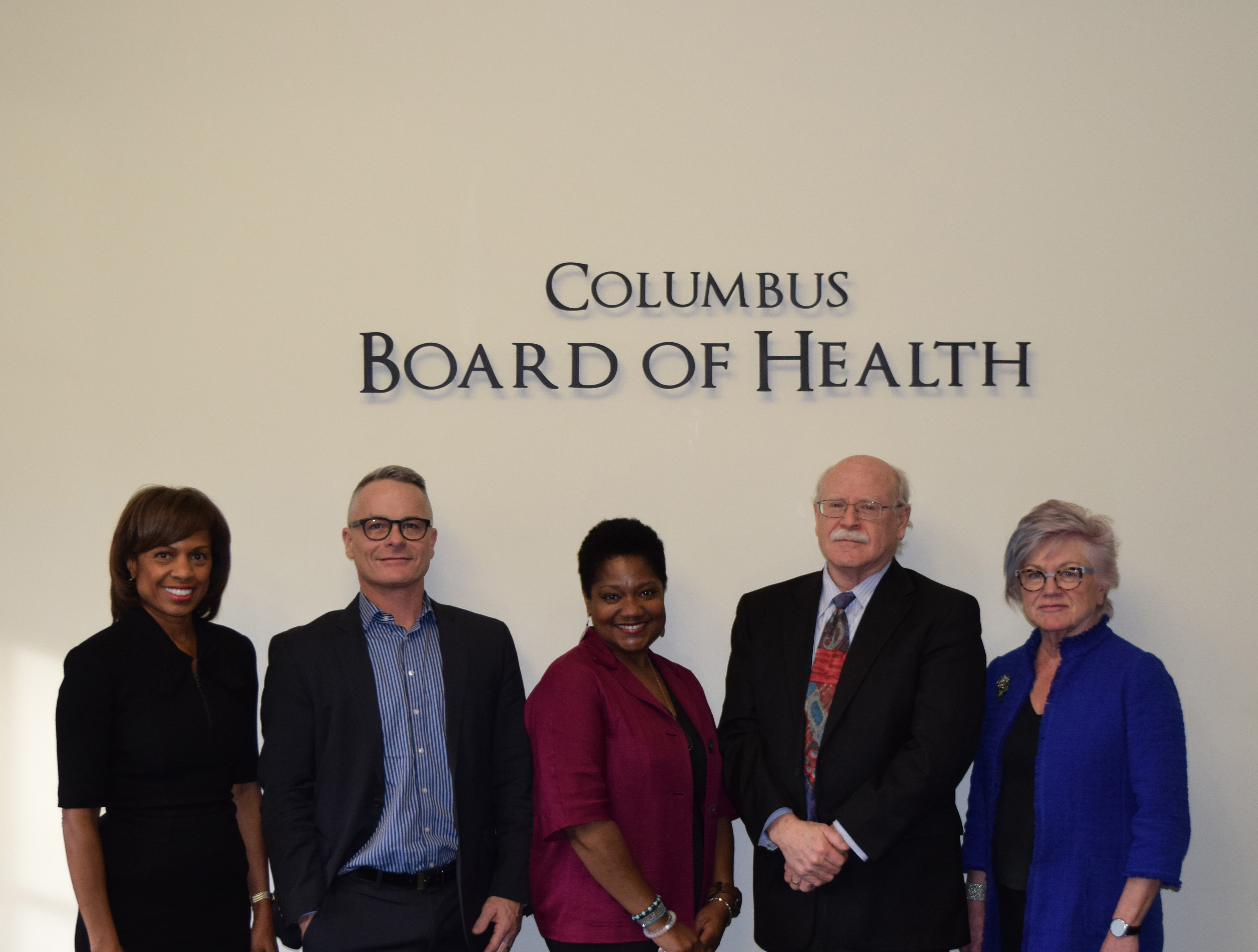 Columbus Board of Health