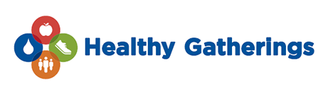 healthy gatherings banner