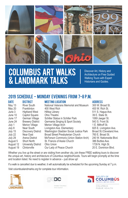 Art Walks 2019