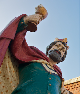 King Gambrinus