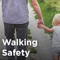 Walking Safety Icon