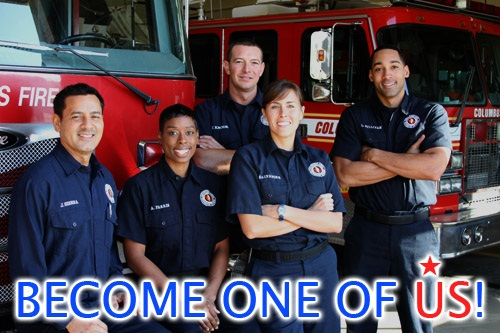 CFD 2013 Recruitment