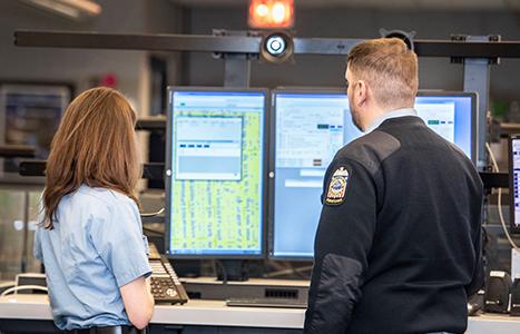911 Emergency Communications Center Training