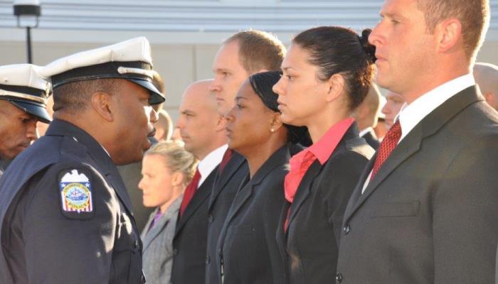 Female Recruits