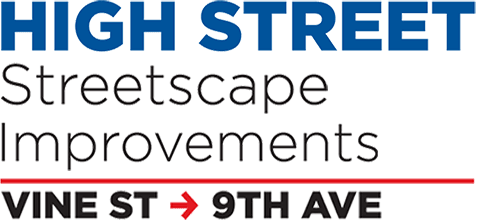 High Street Streetscape Improvements