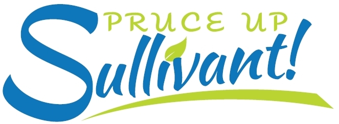 Spruce up sullivant logo