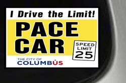 "City Unveils ""Columbus Pace Car Program"" To Fight Speeding On Residential Streets"