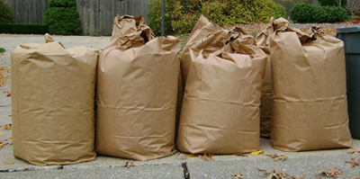 City of Columbus Reminds Residents How To Properly Dispose of Leaves And Other Yard Waste