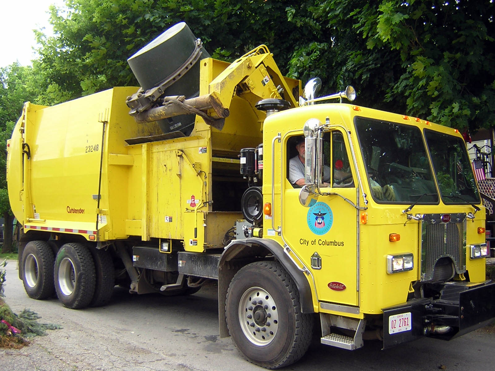About Refuse Collection
