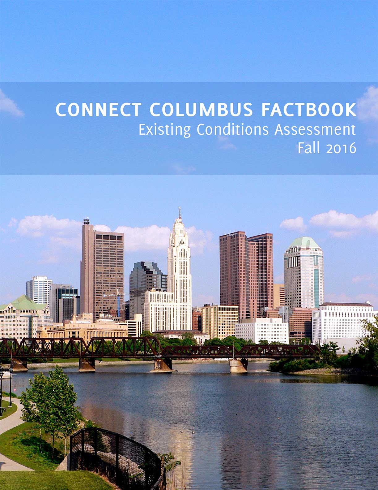 Connect Columbus Factbook Cover