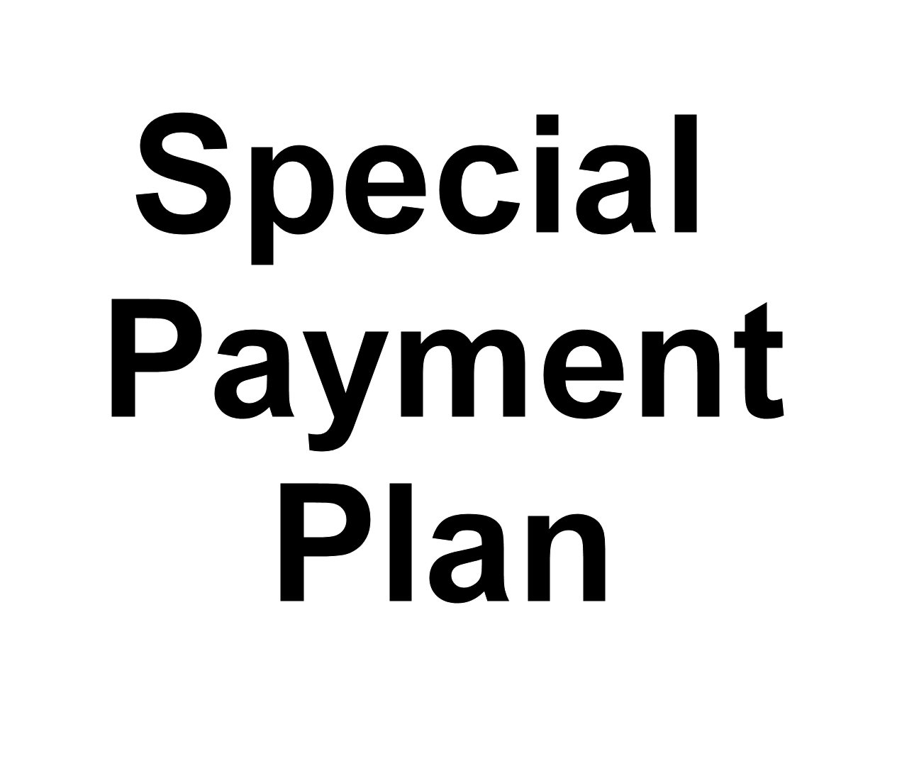 Request a Special Payment Plan for Your City Utility Bill