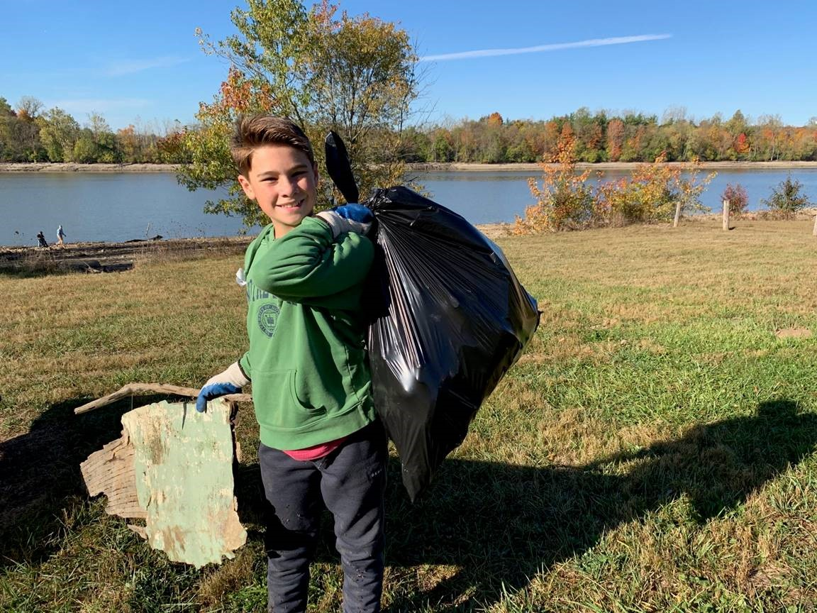 2020 Fall Reservoir Litter Clean-ups Are Self-Guided