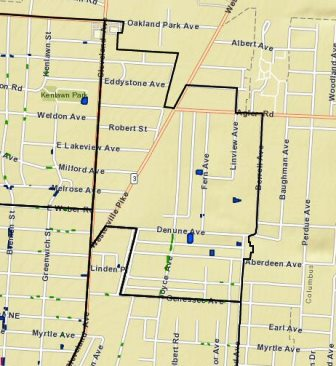 Blueprint linden green infrastructure projects agler berrell area green infrastructure malvernweather Choice Image