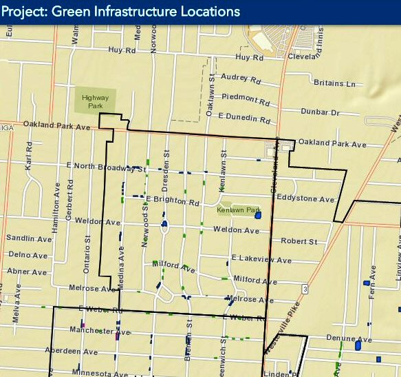 Blueprint linden green infrastructure projects oakland park medina area green infrastructure malvernweather Image collections