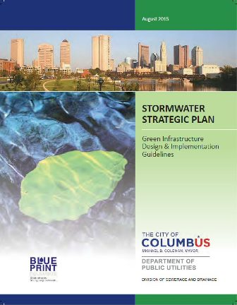 Cover Image - Green Infrastructure Design Guide