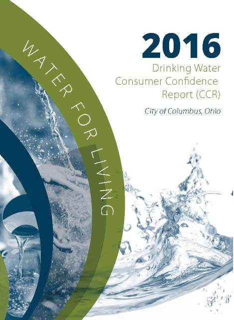 Consumer Confidence Water Quality Report - CCR