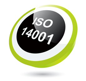 Public Utilities is ISO 14001 Certified