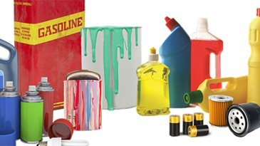 Reuse, Recycle, and Dispose of Hazardous Waste Properly