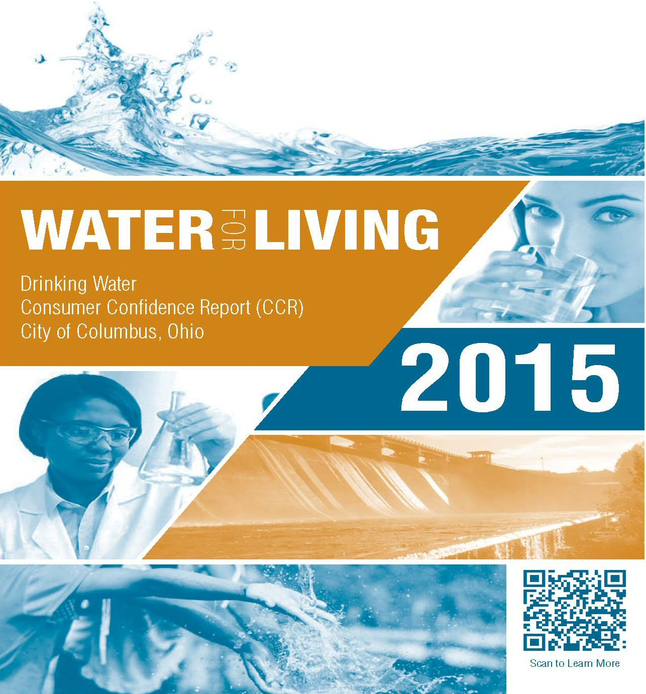 2015 CCR - Water for Living