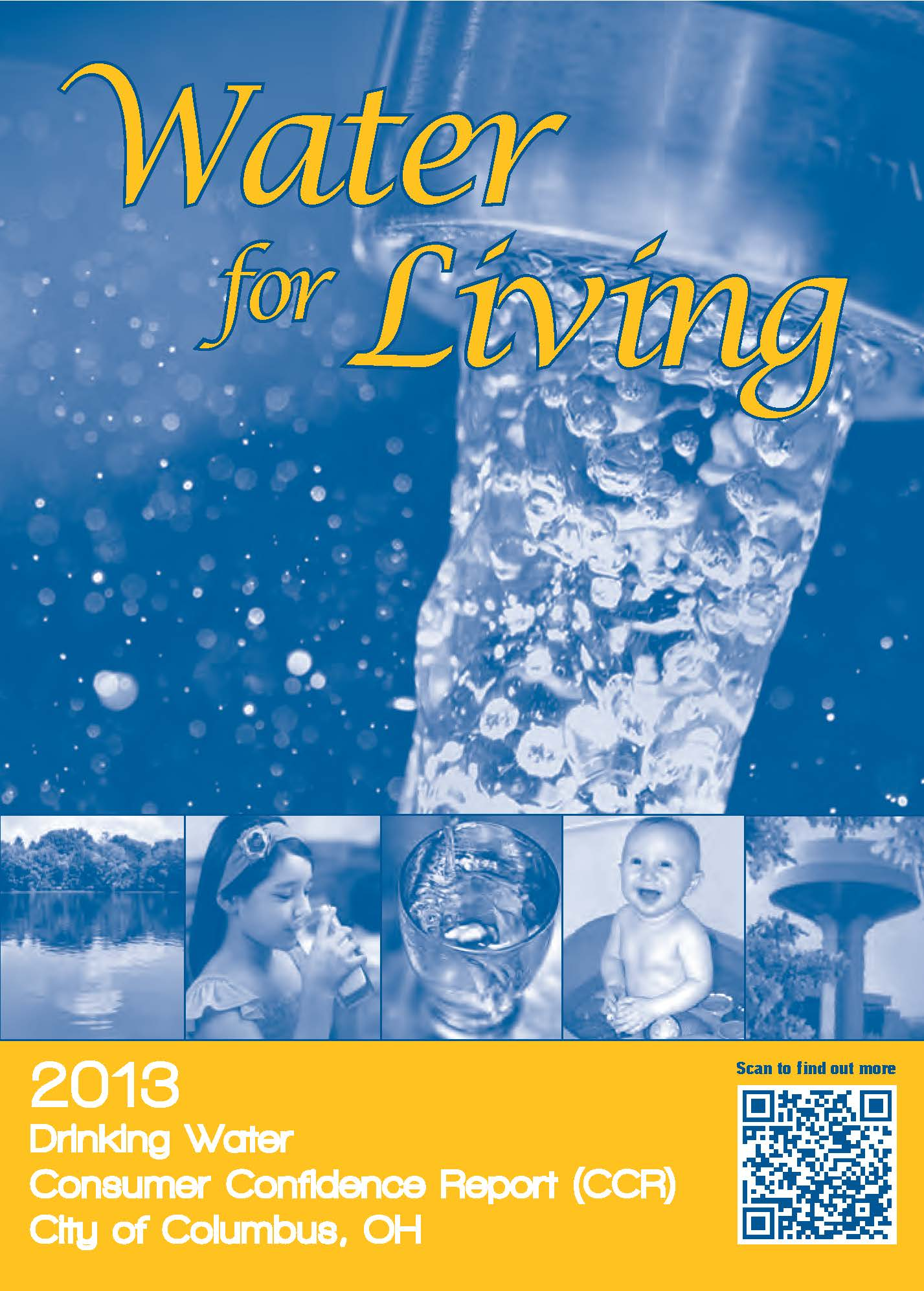 2013 Columbus Drinking Water Report Now Available