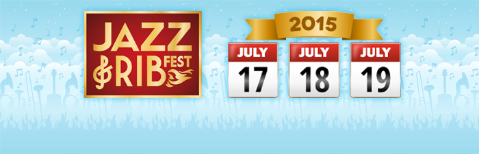 2015 Jazz and Rib Fest Carousel Image