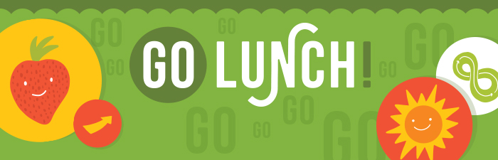 Go Lunch Slide 1