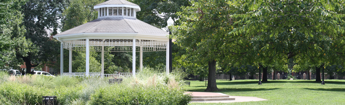 Recreation And Parks Wedding Sites