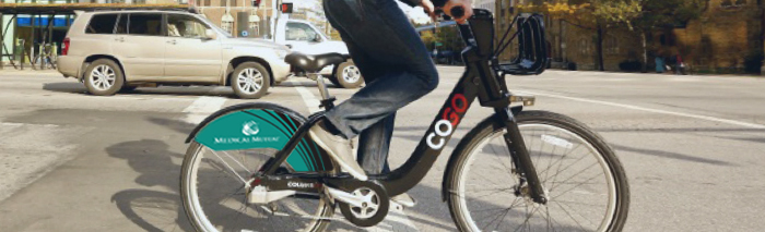 CoGo Bike Share Gallery Image 3