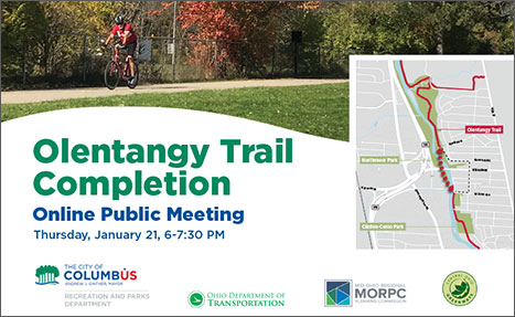 Olentangy Trail  Public Meeting Header
