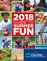 2018 Summer Fun Brochure Cover