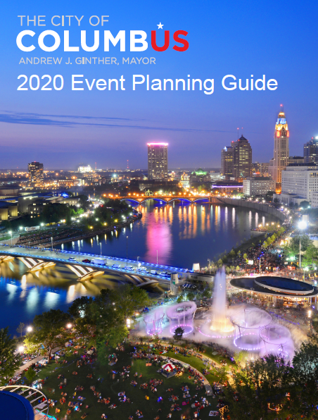 2020 Event Planning Guide Cover