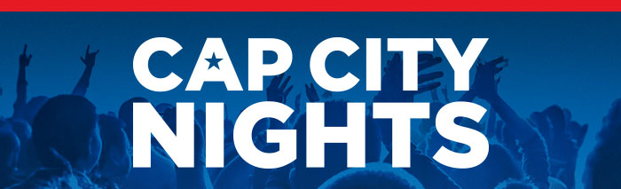 Cap City Nights Web Header 2018
