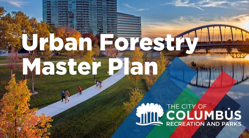 Urban Forestry Master Plan Header