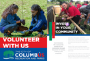 Volunteer brochure icon