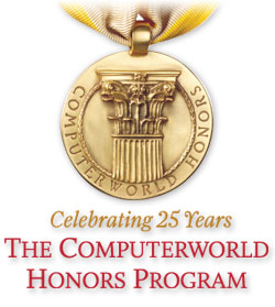 Computerworld Laureate