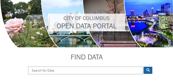 Link to Open Data Portal